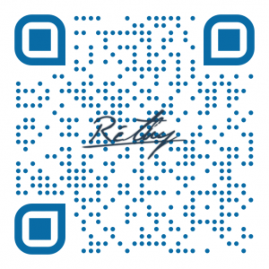 QR Code - Rethy Fashion BLOG